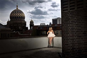 afternoon from berlin by david drebin