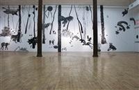 installation view by aliene de souza howell