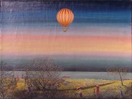 balloon by gertrude o'brady