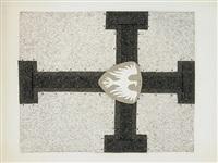 cabaret crusades, flag 5 by wael shawky