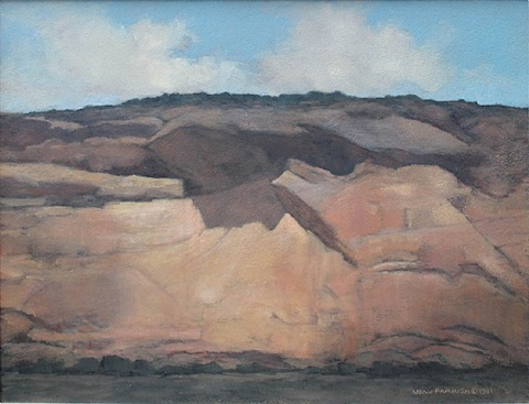 canyon walls series, nm by jean parrish