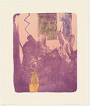reflections x by helen frankenthaler
