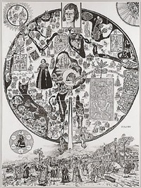 map of nowhere by grayson perry