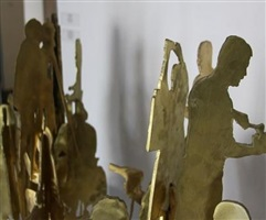 tesoro nacional (detail) by gustavo del valle