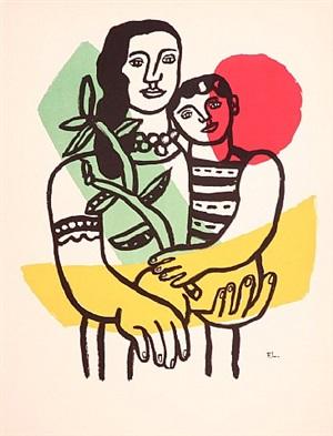 art et solidarité by fernand léger