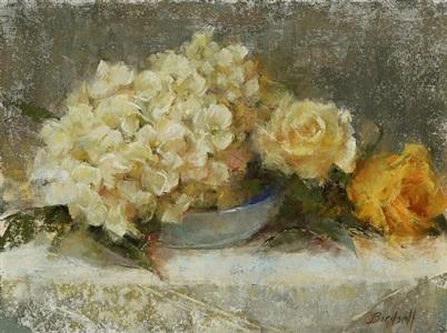soft light (sold) by stephanie birdsall