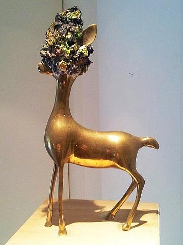 deer by thom merrick