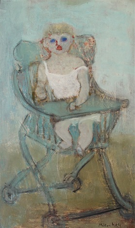 baby avery by milton avery