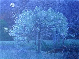 the night visitor by annie ovenden