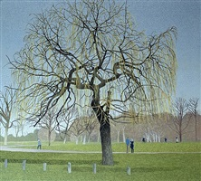 the meeting on hampstead heath by annie ovenden