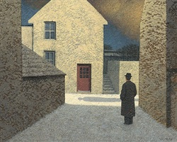 the red door by mark edwards