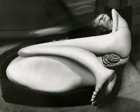 distortion #40 by andré kertész