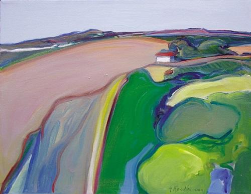 coastal ranch by gregory kondos
