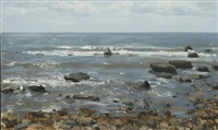 steinküste by friedel anderson