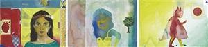 sonia, hilla and heroe by arturo elizondo
