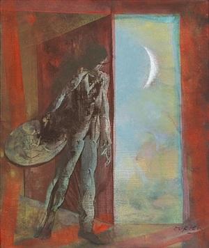 door by mario gurfein