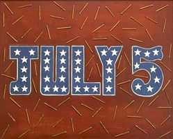 july 5 by william nelson copley