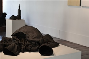 ghost stories (installation view) by hanna liden