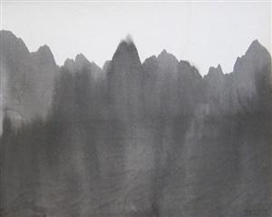 mountain & river by gao xingjian