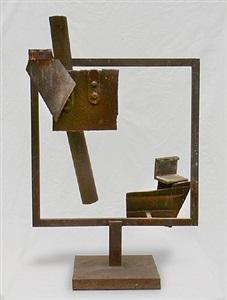 untitled by richard stankiewicz
