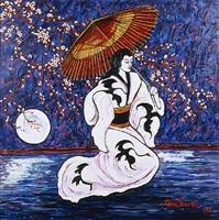 heron maiden by ana tzarev