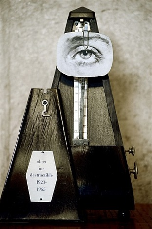 objet indestructible by man ray