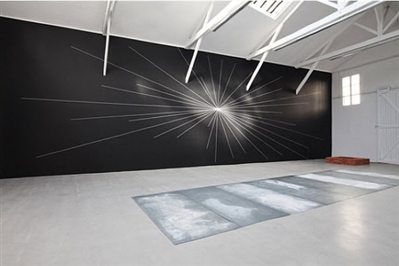 carte blanche to paula cooper gallery (carl andré, sol lewitt, jackie winsor)