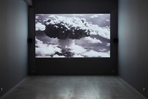 carte blanche to paula cooper gallery (bruce conner)