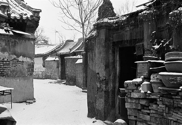 zhanzi hutong by xu yong