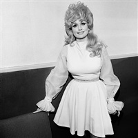 dolly parton, symphony hall, boston, massachusetts by henry horenstein