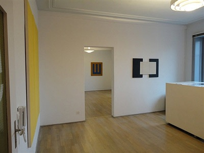 installation view by robert huot