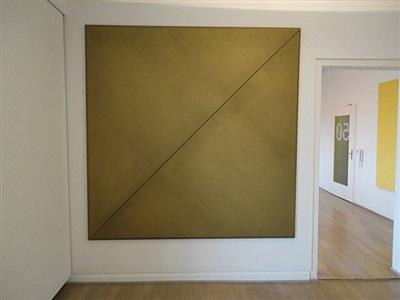 intallation view by robert huot
