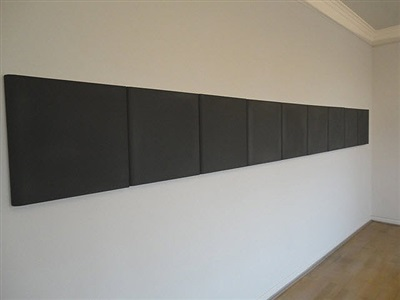 nine gray by robert huot
