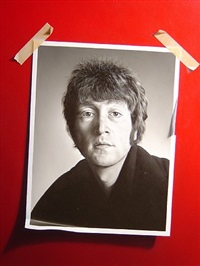 john lennon by otto duecker
