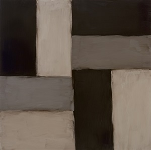 wall of light korea by sean scully