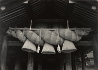 shimanawa rope, izumo tai, japan by paul caponigro