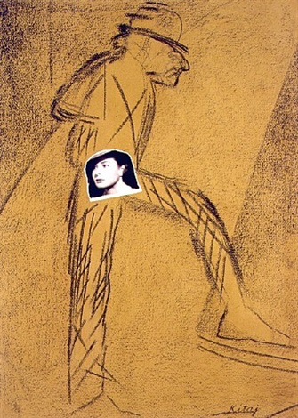 parist by ronald brooks kitaj