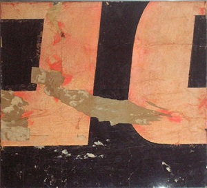 rouge coupè by mimmo rotella
