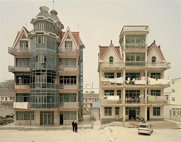 pudong i, shanghai by nadav kander