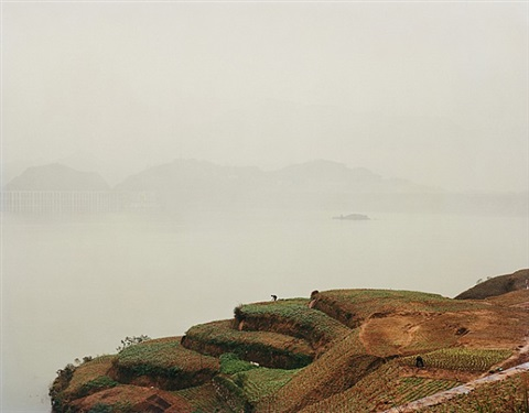 three gorges dam iii, yichang, hubei province by nadav kander
