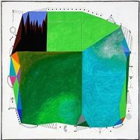 green cube by luis cruz azaceta