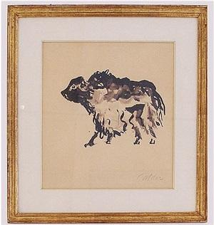 buffalo by alexander calder