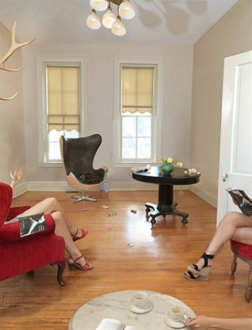 book club by julie blackmon