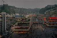 the great three gorges – a night in fengjie by chen jiagang