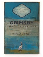 grimsby - the world is your whelk by harland miller
