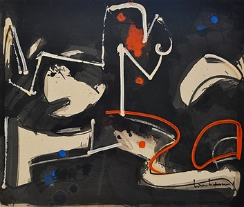 hallowin by hans hofmann