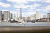 skyscraping by slinkachu