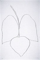 haricot vert iii by ellsworth kelly