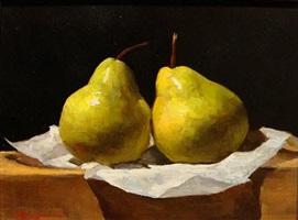 two pears by sarah k. lamb