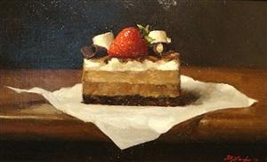 triple chocolate mousse by sarah k. lamb